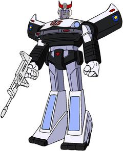 Prowl TFTGeneration1-Robot