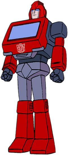 Ironhide TFTGeneration1-Robot