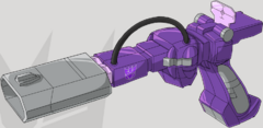 Shockwave TFD Weapon