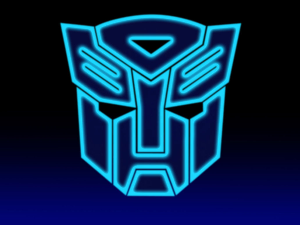 image autobot logo outer screen by tophoid jpg transformers