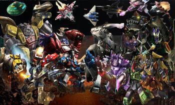 Transformers Legends 2 Wallpaper