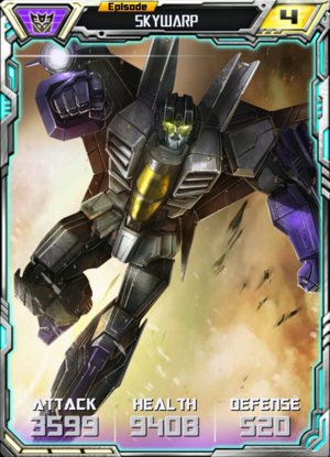 Episode Skywarp