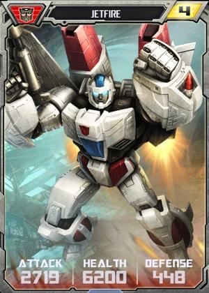 Jetfire robot
