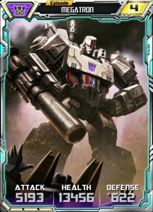 300px-Episode Megatron Robot