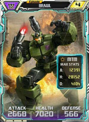 Episode Brawl Robot