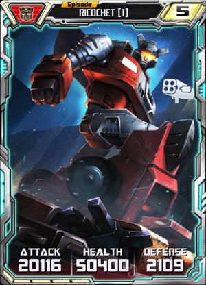 Ricochet 1 Robot