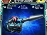 Sky Lynx (1) Weapon