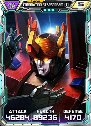 Coronation Starscream 1 E3