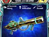 Snarl (2) Weapon