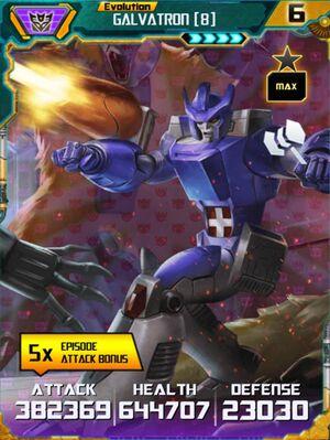 Galvatron 8 E4