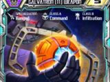 Galvatron (11) Weapon