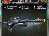 Sniper Rifle II (Autobot)