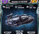 Ravage (1) Weapon