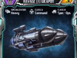 Ravage (1) Weapon