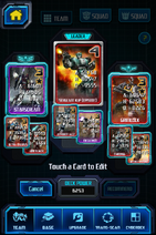 Screenshot by 11408642 - The Bee Team - Deck Power