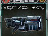 Heavy Machine Gun II (Autobot)