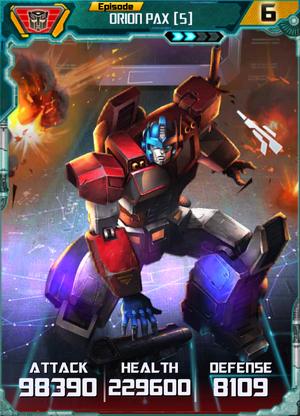 Orion Pax 5 E2
