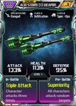 Acid Storm (1) Weapon