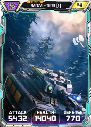 Banzai-Tron 1 Alt