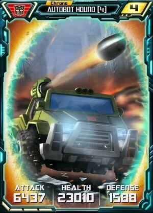 Autobot Hound 4 Alt