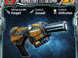 Bumblebee (1) Weapon