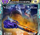 Galvatron (6) Weapon