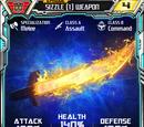 Sizzle (1) Weapon