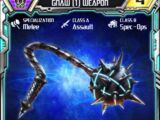 Gnaw (1) Weapon