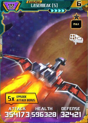 Laserbeak 5 E4