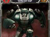 Sergeant Kup