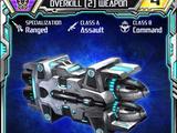Overkill (2) Weapon