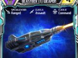 Beastbox (1) Weapon