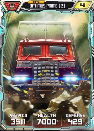 Optimus Prime (2) - Alt