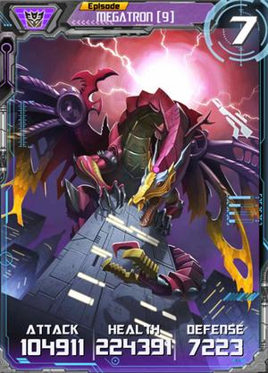 Megatron 9 Alt