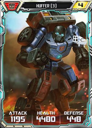 Huffer 3 Robot