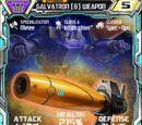 Galvatron (8) Weapon