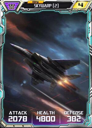 Skywarp (2) - Alt