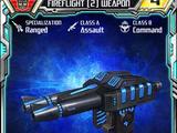 Fireflight (2) Weapon