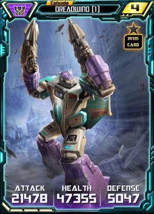 Dreadwind 1 Robot