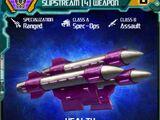 Slipstream (4) Weapon