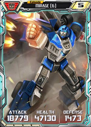 Mirage 6 Robot