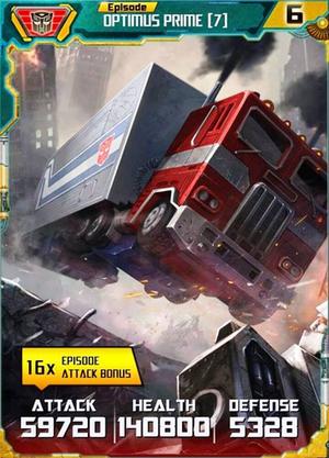 Optimus Prime 7 Alt