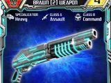 Brawn (2) Weapon