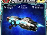 Powerglide (1) Weapon