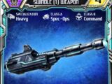 Swindle (1) Weapon