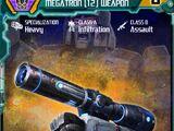 Megatron (12) Weapon