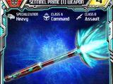 Sentinel Prime (1) Weapon