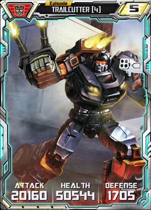 Trailcutter 4 Robot