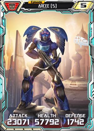 Arcee 5 Robot