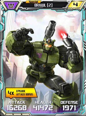 Brawl 2 Robot